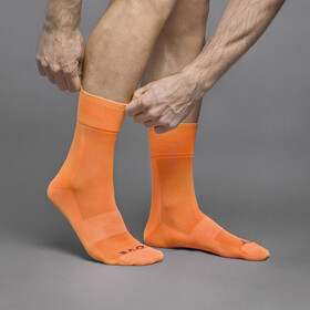 GripGrab Lightweight SL Calcetines, fluo orange